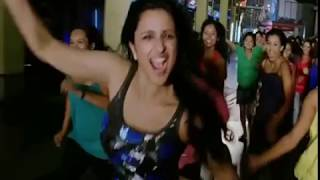 Hot N Sexy Parineeti Chopra Awesome Bouncing Boobs Popping Out in Slow Motion