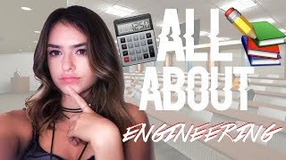 ALL ABOUT ENGINEERING: What It's Really Like to be an Engineering Student | Natalie Barbu