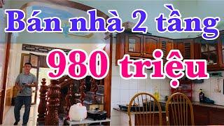 Bán nhà 2 tầng giá 980 triệu Tổ 12 phường Bắc Sơn Thành phố Tam Điệp tỉnh Ninh Bình | Tuân Sport BĐS
