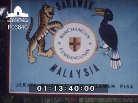 3 RAR in Malaya and Borneo 1965