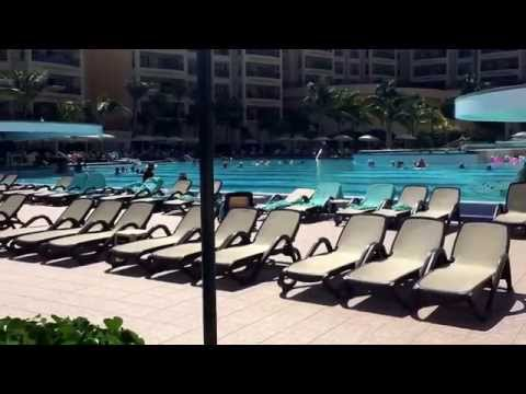 ROYAL SANDS RESORT & SPA IN CANCUN, MEXICO