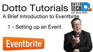 Eventbrite Tutorial 1: Setting Up an Event