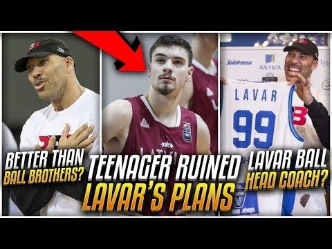 This TEENAGER Ruined LAVAR & The BALL BROTHERS Plans In Lithuania!