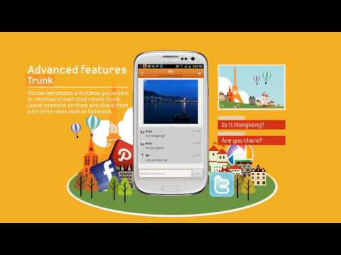 Samsung ChatON - Flash Tutorial [Full HD]