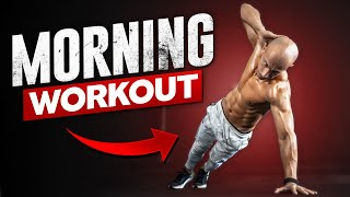 QUICK Morning Workout Routine! (NO EQUIPMENT NEEDED)