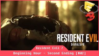 Phone #1 & Umbrella Easter Egg - Resident Evil 7: Beginning Hour [#02] [Walkthrough] [E3 2016]
