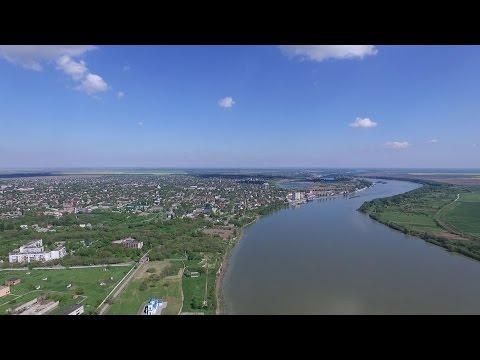 Izmail - Krepost. Beautiful view from a great height / Измаил - крепость прекрасный вид с высоты