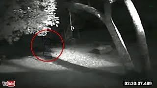 5 CREEPY CRYPTID Sightings Caught On Camera & Spotted IRL...
