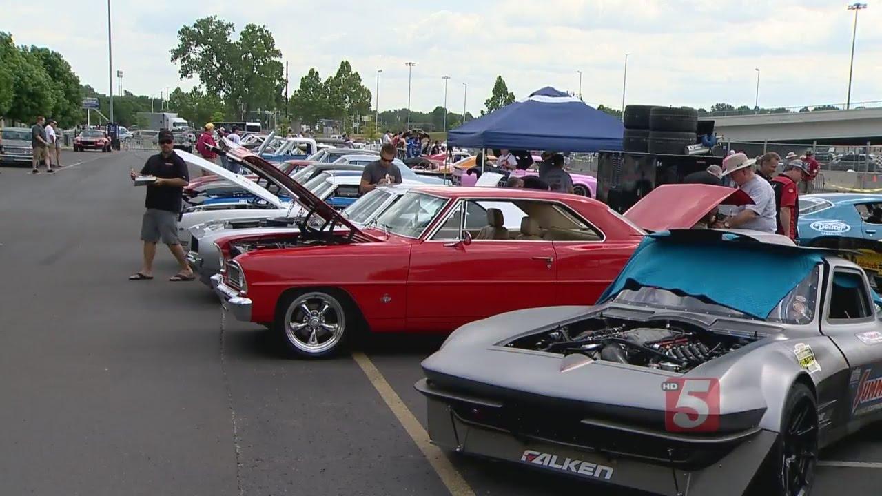 GoodGuys Nashville Nationals Car Show Arrives At LP Field YouTube - Good guys car show nashville