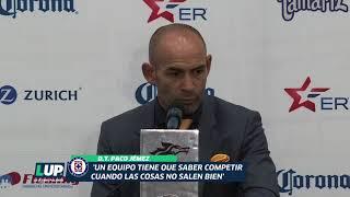 """""""No somos un equipo grande"""": Paco Jémez"""