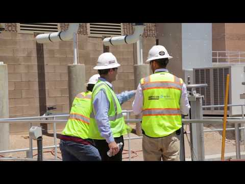 Planning for the Future – The Santa Ana Wastewater Treatment Plant MBR Expansion Project