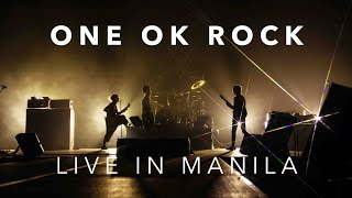 ONE OK ROCK LIVE IN MANILA SM MALL OF ASIA ARENA JANUARY 19, 2016 W...