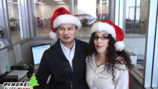 Socal Penske Buick GMC of Cerritos 2011 Holiday Wishes
