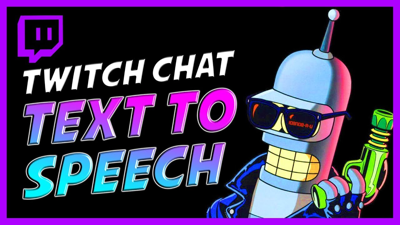How to Text To Speech your Twitch Chat - TTS