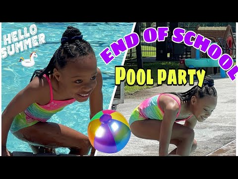 Weekend in my life I Pool Party