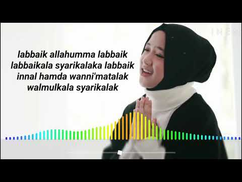 Nissa Sabyan - Allahumma Labbaik + Lirik (VIRAL)