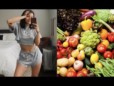 I TRIED GOING VEGAN FOR A WEEK (as a super picky eater...)
