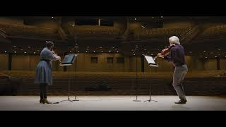 Music for Self-Isolation - String Duo (featuring Tanya Charles Iveniuk & Anthony Rapoport)