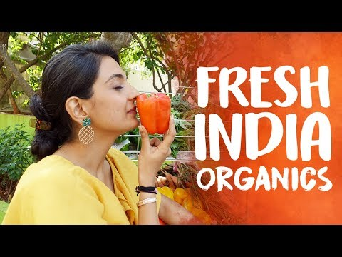 All About Organic Food !! ( FRESH INDIA ORGANICS)