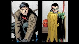 Monster - Jason Todd and Damian Wayne