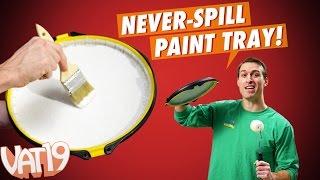 Handy Paint Tray
