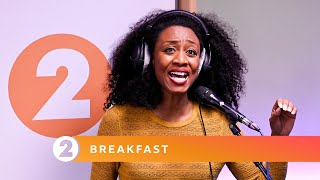 Beverley Knight - (I Can't Get No) Satisfaction (The Rolling Stones) Radio 2 Breakfast