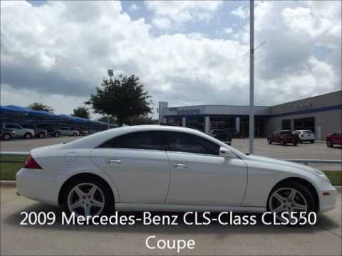 2009 mercedes benz cls class cls550 coupe 21k miles 42 991 youtube - Mercedes benz coupe 2009 ...