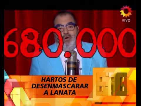 678 - HARTOS DE DESENMASCARAR A LANATA 11-12-12