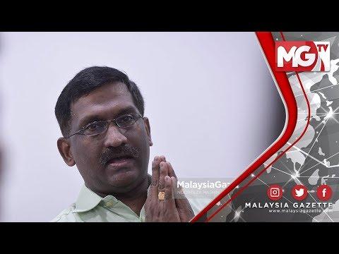 "TERKINI : ""Siapa Saya Untuk Tegur Menteri Pendidikan"" - P. Kamalanathan"
