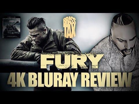 Fury 4k Bluray Review I HDR10 I Atmos