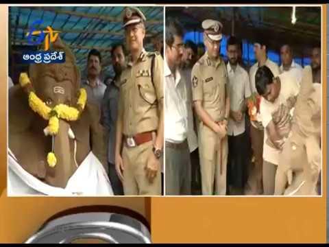 Police Permission is a Must for Ganesh Manadapams   Vijayawada CP