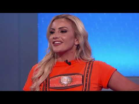 Big Brother's Kathryn Dunn says she left house at the right time