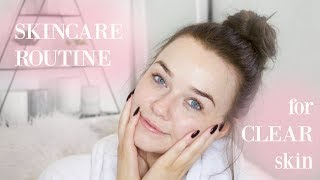 Morning Skin Care Routine for Great Skin | Easy and Quick