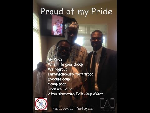 Proud of my Pride. How to overcome hard times