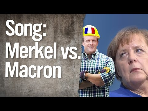 Merkel vs. Macron Song | extra 3 | NDR