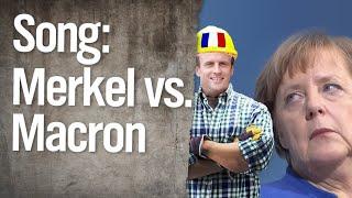 """Merkel vs. Macron""-Song"