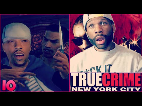 True Crime New York City Walkthrough Gameplay Part 10 - Redman!!!