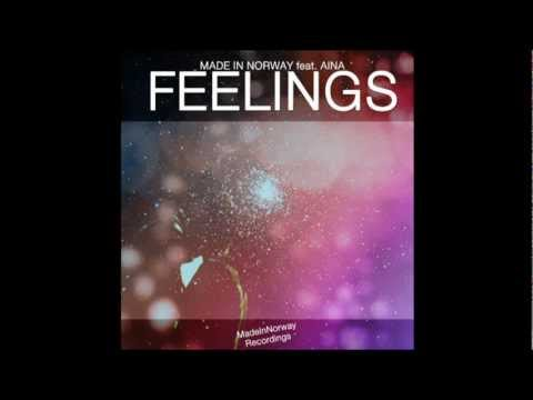 Made In Norway Feat. Aina - Feelings @ Lt. Wee Show On NRK MP3 03.03.12