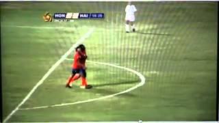2e gol Nerilia Mondesir (Haiti vs Honduras)