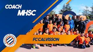 VIDEO: Mercredi c'est Coach MHSC qui t'entraîne (FC Calvisson)