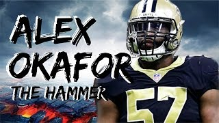 Alex Okafor 2017 Highlights  quotThe Hammerquot