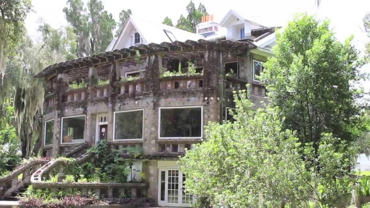 Wonder House Abandoned Fantastic Mansion Property Youtube