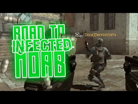 DENNIS IS GOED! - Road to Infected MOAB #6 (COD: Modern Warfare 3)