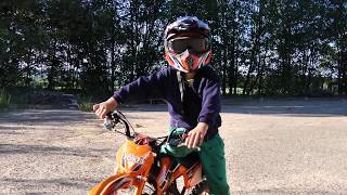 BABY Biker Test Drive Moto Дитячий мотоцикл