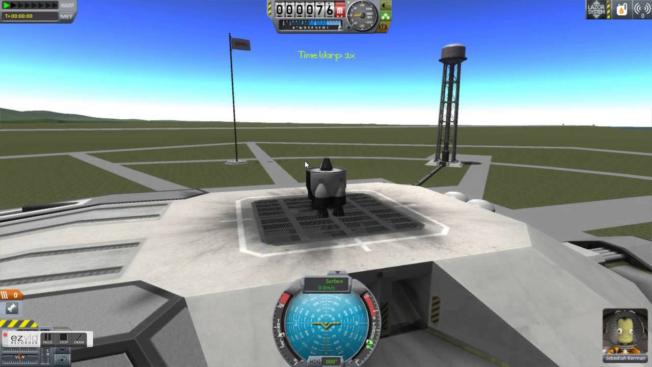 How To Use Cheats In Kerbal Space Program - YouTube