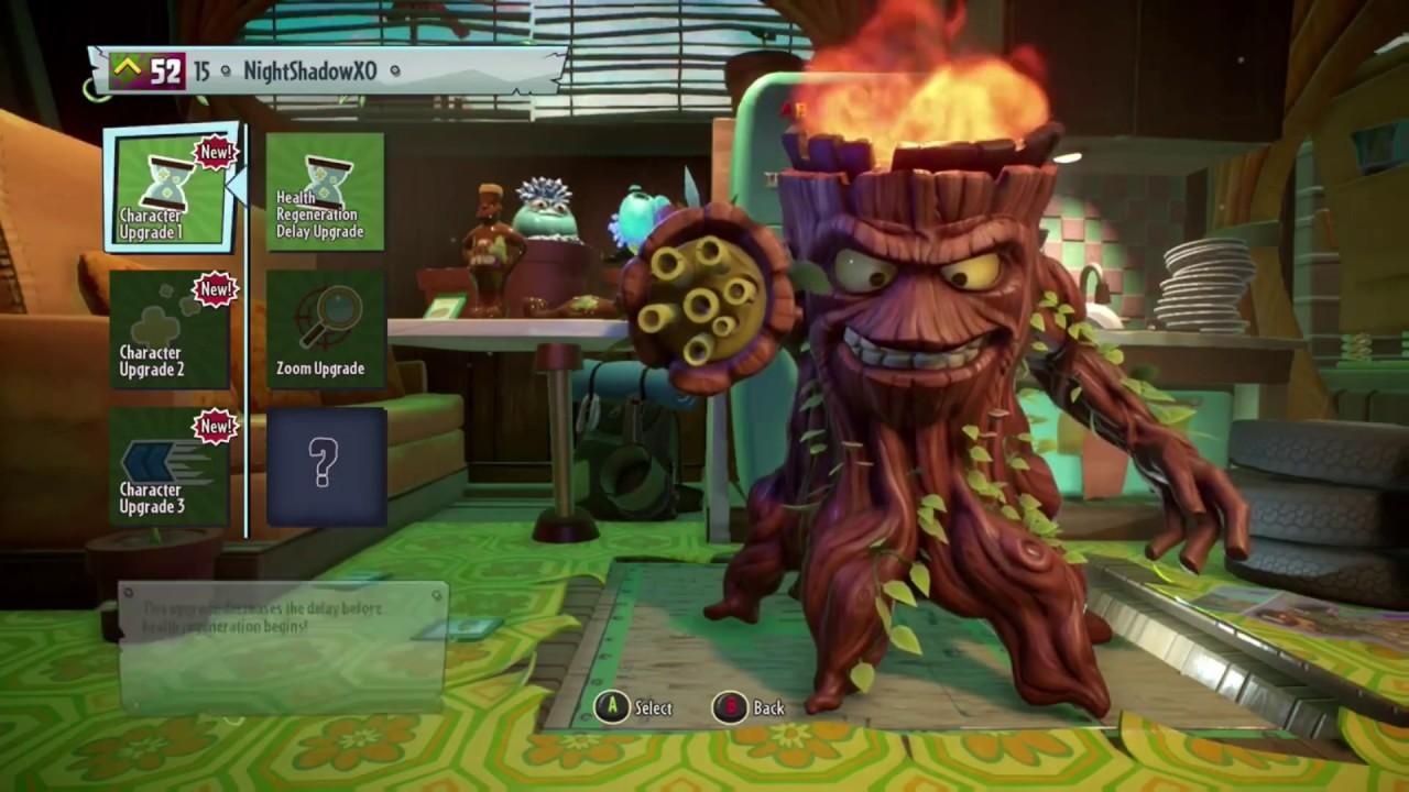 Plants Vs Zombies Garden Warfare 2 Torchwood Costumes ✓ The