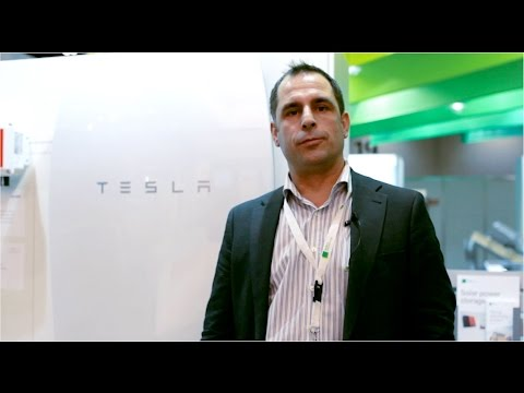 SolarPV.TV presents: Tesla Powerwall - the impact of the brand, Interview with Ben Robinson, BayWa