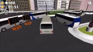 BUS PARKING 3D LEVEL 21-30 | BUS PARKING GAMES