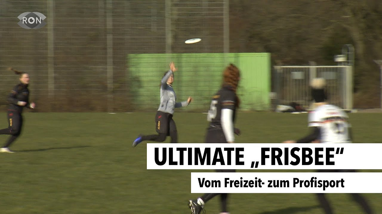 ultimate frisbee youtube how to play
