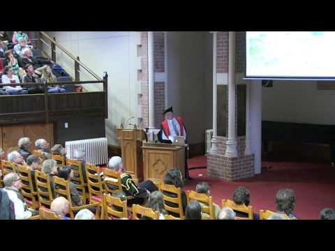 A structural geologist's views of active plate boundary deformation - Professor Timothy Little
